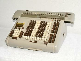 Mechanical Calculators